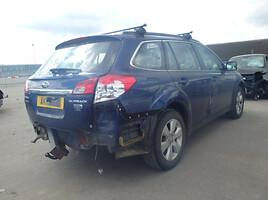 Subaru OUTBACK IV, 2012y.