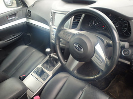 Subaru Outback IV 2012 y. parts