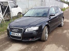 Audi A4 B7 pilnas S-line  BLB Universalas