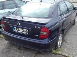 Citroen C5 I Tvarkingas, 2003m.