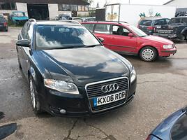 Audi A4 B7 2006 m. dalys