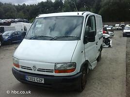 Renault Master II  Heavy minibus