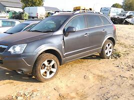 Opel Antara 2009 г. запчясти