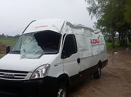 Iveco Daily 2009 m dalys