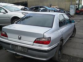 Peugeot 406, 1998m.