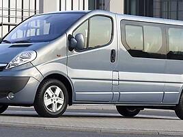 Opel Vivaro I 2005 m. dalys