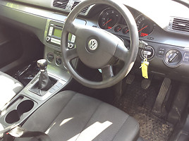 Volkswagen Passat B6 BXE 2007 m. dalys
