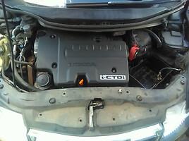 Honda Civic VIII 2010 m. dalys