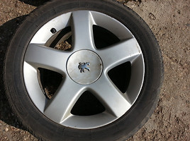 Peugeot  Light alloy R17