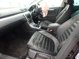 Volkswagen Passat Cc 2010 m. dalys
