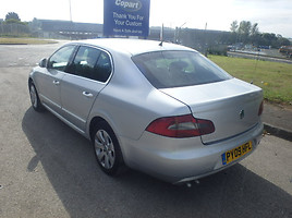 Skoda Superb II 2011 г. запчясти