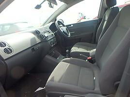 Volkswagen Golf Plus 2008 m. dalys