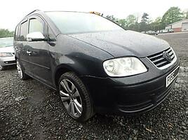 Volkswagen Touran I  Минивэн