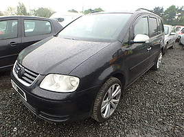 Volkswagen Touran I, 2007m.