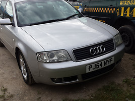 Audi A6 C5 96kw ODINIS SALONAS 2003 y. parts