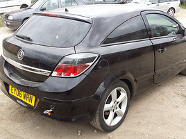 Opel Astra III coupe 2007 m. dalys