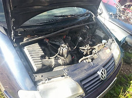 Volkswagen Sharan I 1995 m. dalys