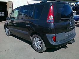 Renault Espace IV 2004 m. dalys