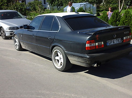 Bmw 525 E34  125kw be duju 1988 m. dalys