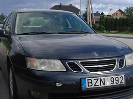 Saab 9-3 II TiD Europa 2003 г. запчясти