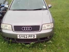 Audi A6 C5 2000 m. dalys