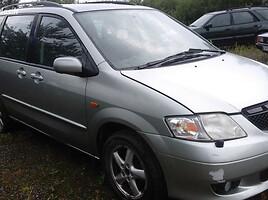 Mazda MPV   Vienatūris
