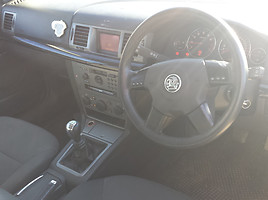 Opel Signum GTS apdaila, 2004y.