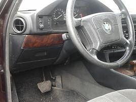 Bmw 525 E34 Tds 1995 m. dalys