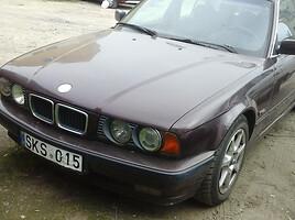 BMW 525 E34 Tds Sedan