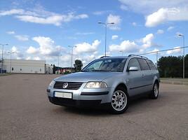 Volkswagen Passat B5 FL europa 2002 m. dalys