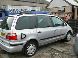 Ford Galaxy MK2 europa 2003 m. dalys