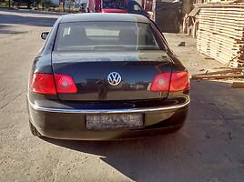 Volkswagen Phaeton 2006 m. dalys