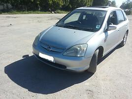 Honda Civic VII 1.6VVTI, 2002m.