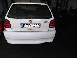 Volkswagen Polo III 1.9 47kw 1999 m. dalys