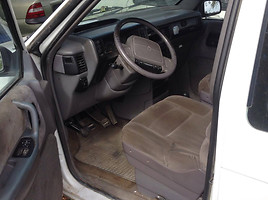 Chrysler Grand Voyager I 1994 m. dalys