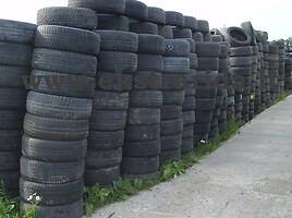Nokian Michelin, Dunlop, kt R17 universalios padangos lengviesiems