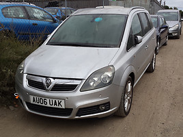 Opel Zafira B direct Vienatūris 2007