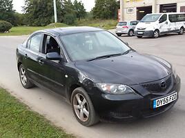 Mazda 3 I SEDANAS, 2005m.