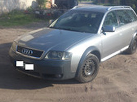 Audi A6 Allroad C5  Универсал