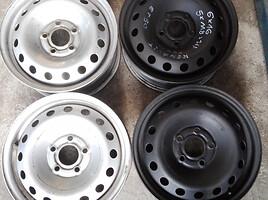 Opel vivaro Plieniniai štampuoti R16