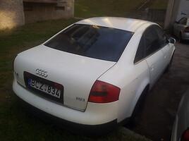 Audi A6 Benzinas/Dujos  1999 m Sedanas