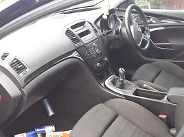 Opel Insignia 118kw 2010 m. dalys