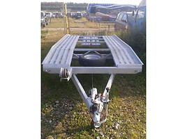 Trailer Bell NUOMA 2014 y. rent