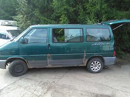 Volkswagen Multivan Multivan 2.5 75kw 1998 m. dalys