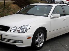 Lexus Serija GS II