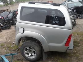 Toyota Hilux 2006 m. dalys