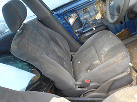 Toyota Picnic 1999 m. dalys