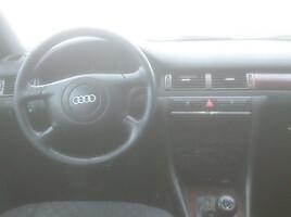 Audi A6 C5 r16 dujos 1998 m. dalys