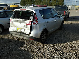 Renault Scenic III 2010 m. dalys