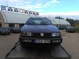 Volkswagen Passat B4 1.9 81kw ledinis 1996 m. dalys